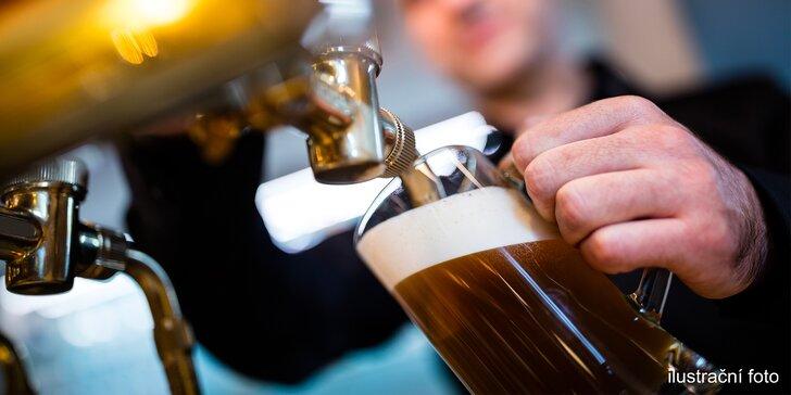 Nalejte to tam: samovýčep 6, 8 nebo 10 litrů tankového piva Kozel 11°
