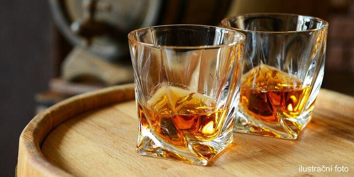 Ochutnávka rumů v anglickém pubu: 5 exkluzivních vzorků zralých 6–12 let