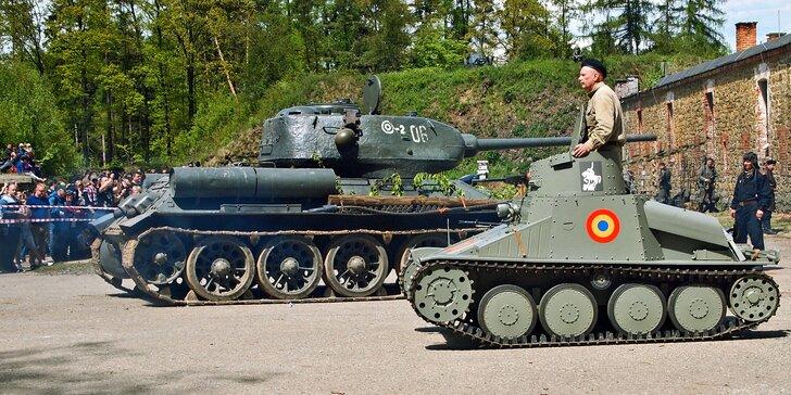 Vstup na 7. ročník Rekonstrukce bojů ve druhé světové válce na Fortu Radíkov