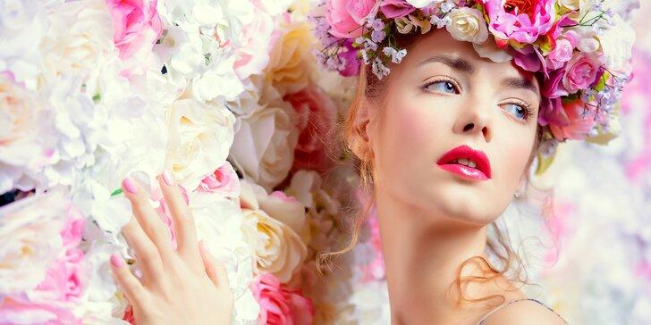 Přivítejte jaro: luxusní kosmetické ošetření s přístrojem Photonic