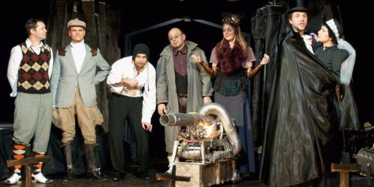 Vstupenka na divadelní představení Dracula reloaded