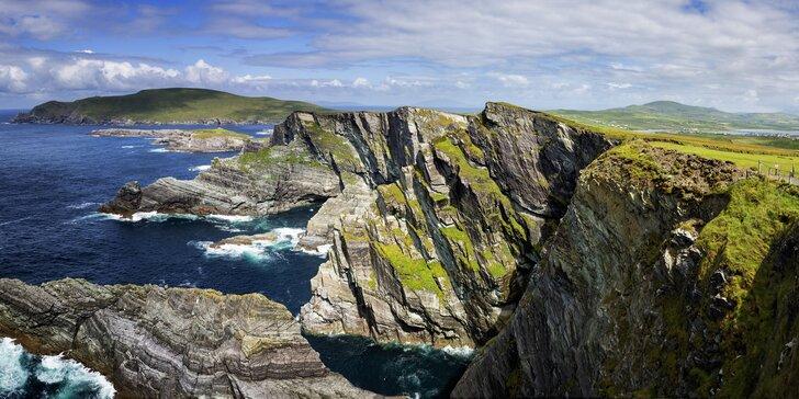 Irsko – velký okruh zeleným ostrovem: 10denní zájezd vč. trajektu a 7 nocí v hotelu