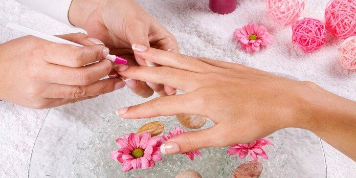 Japonská manikúra P-shine pro přírodní a zdravé nehty