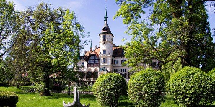 Výlety nabitá dovolená u Zlína: 3* hotel Baťov, polopenze, vstup do ZOO Zlín