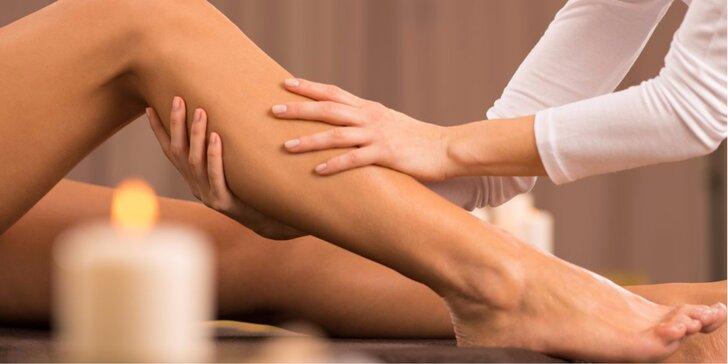 Jarní detox pro vaše zdraví: oxygenoterapie a lymfodrenáž nohou