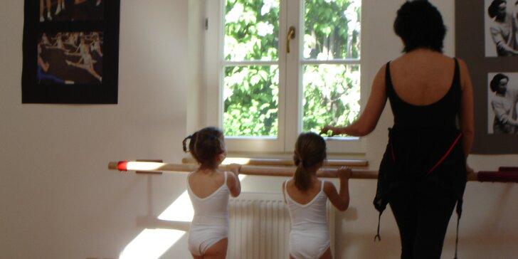 Baletní školička Isabely Soukupové