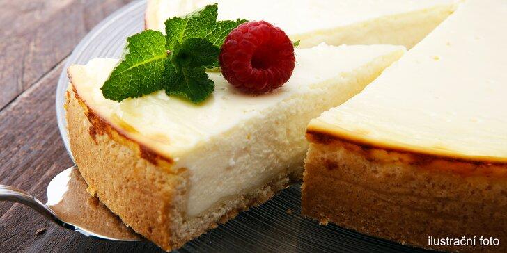 Domácí dort z farmářských a bio surovin o průměru 23 cm: výběr ze 4 druhů