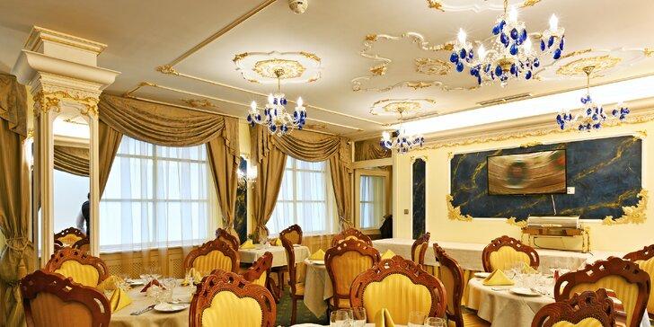 Restaurace Hotel General*****
