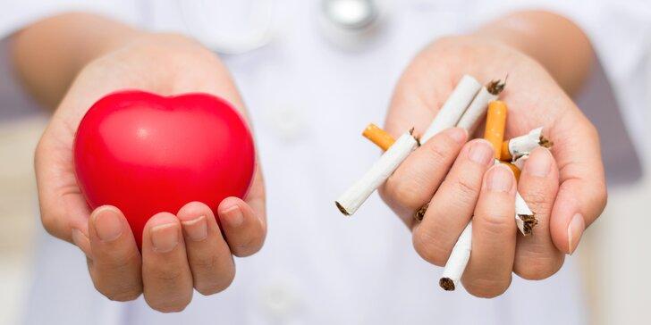 Přestaňte kouřit: analýza závislosti, antinikotinová terapie a podpora psychiky