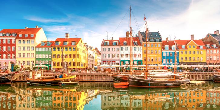 Poznávací zájezd: Německo a Dánsko se snídaní a dopravou včetně trajektu