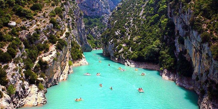 Za krásami Francie: Provence, Marseille, ostrov If i Cannes a Monaco