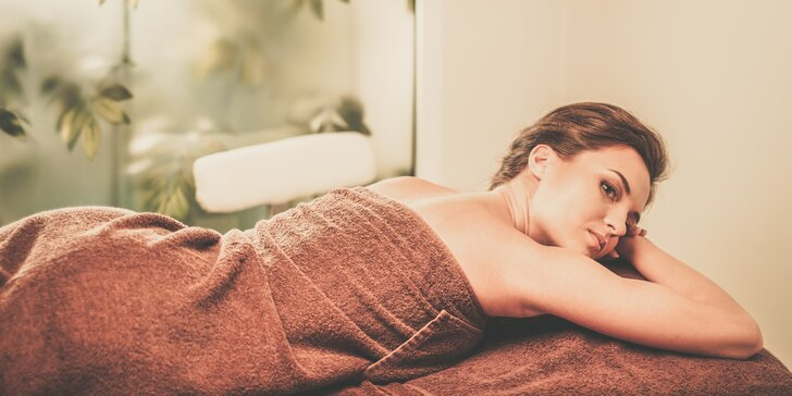 Prázdniny pro vaše tělo: thajské i sportovní masáže dle výběru ze 3 druhů