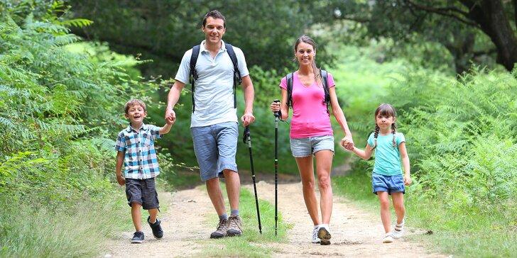 Pobyt v Orlických horách pro celou rodinu: 2–3 noci, polopenze a aktivity