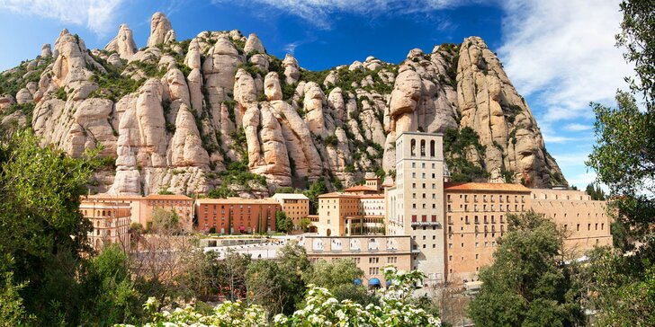 Pobytově-poznávací zájezd do Španělska: 7 nocí s polopenzí a dopravou