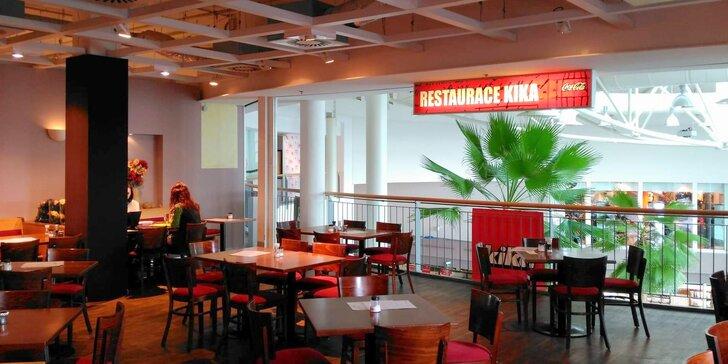 Restaurace KIKA Brno