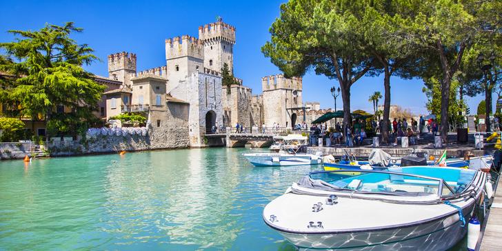 Putování po Itálii na 3 noci: Řím, Benátky, Verona, Florencie a Lago di Garda