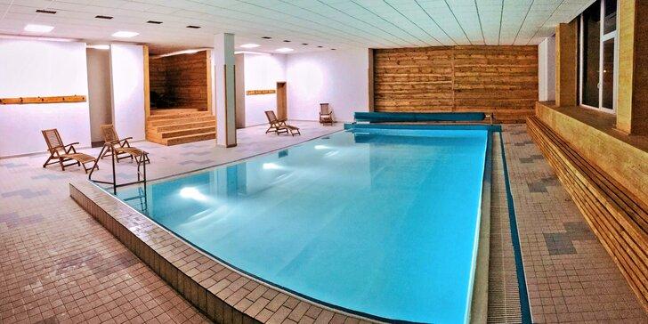 Dovolená na Šumavě: polopenze a neomezený vstup do vyhřívaného bazénu