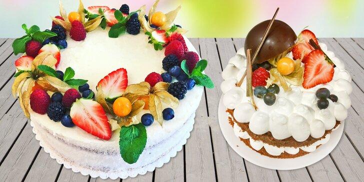 Oslaďte si život: domácí dorty, jablečný páj i velké makronky