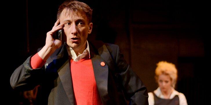 Vstupenka na divadelní představení Smích zakázán - Miro Gavran