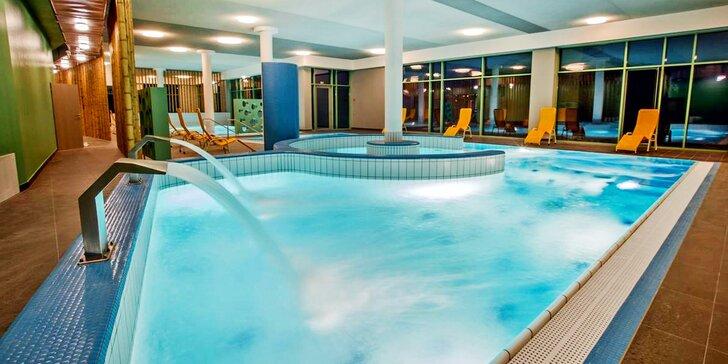 Hotel Thermal Štúrovo: 2 noci s polopenzí a relax ve wellness i bazénech