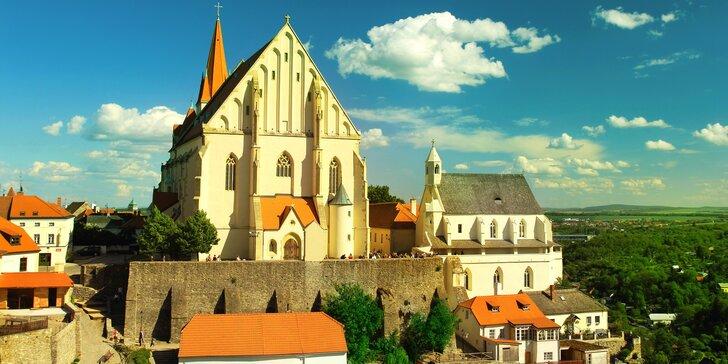 Pobyt pro 2 uprostřed krás jižní Moravy včetně snídaně a degustace vína