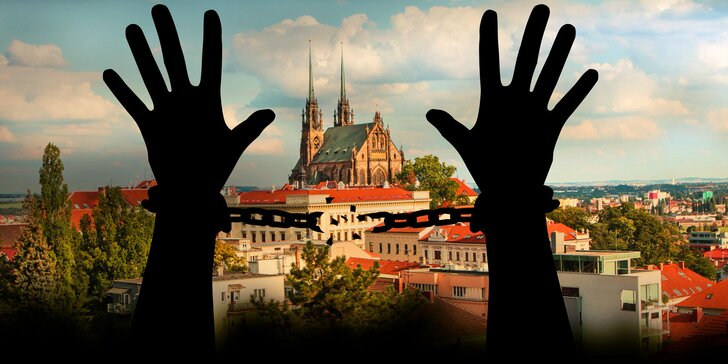 Zachraň Brno: děsivě reálná únikovka pro 2–6 hráčů s dárkem pro vítěze