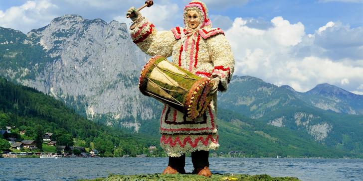Největší květinový svátek v Rakousku- Festival narcisů a zastávka v Hallstattu