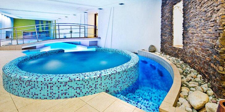 Wellness pobyt v hotelu HILLS**** Vysoké Tatry vč. neomezeného wellness