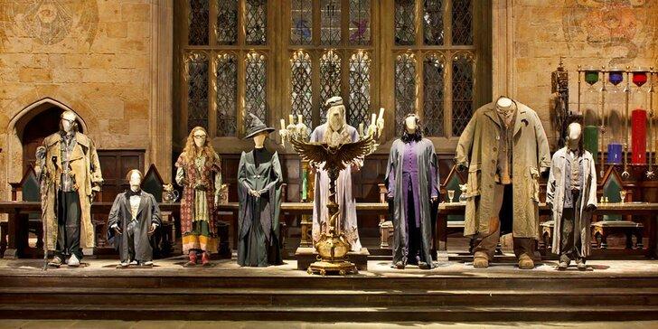 Londýn letecky: ubytování v centru a Harry Potter ve studiích Warner Bros