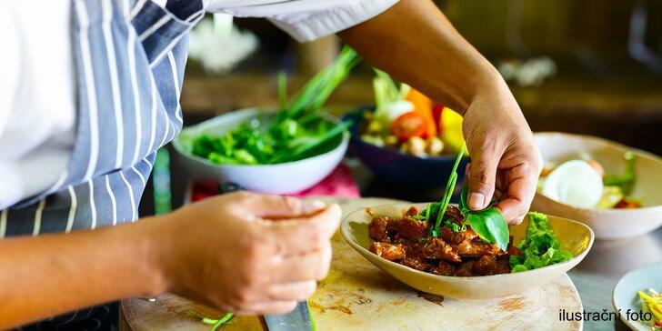 Kurz vaření asijských specialit ve 4* hotelu a exkurze do Sapy