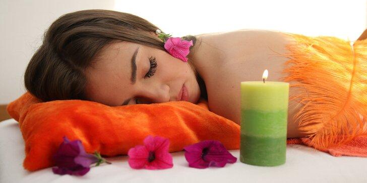 120 minut smyslného relaxu pro ženy: Tantra masáž
