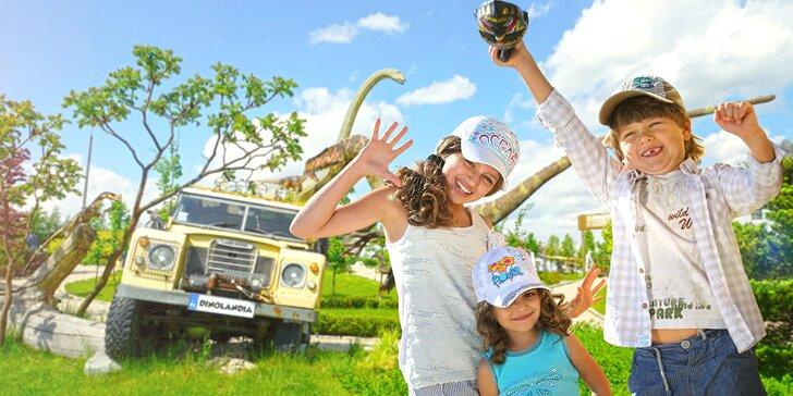 Za zážitky k sousedům: 2denní vstupenka do polského parku Inwald