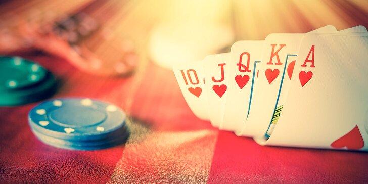 Únikovka Joker Poker Club: 60 minut akce a napětí ve Zlíně pro 2–5 hráčů