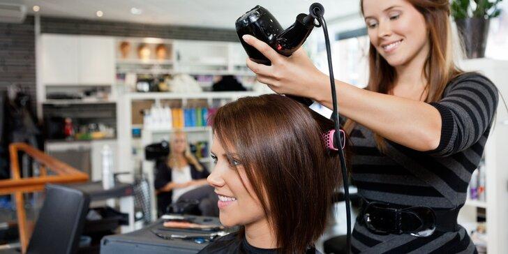 Návštěva Prestige Hair clubu: střih, styling, ombre i balayage či keratin