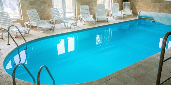 3denní odpočinek v Beskydech: neomezeně bazén, sauna a večeře při svíčkách