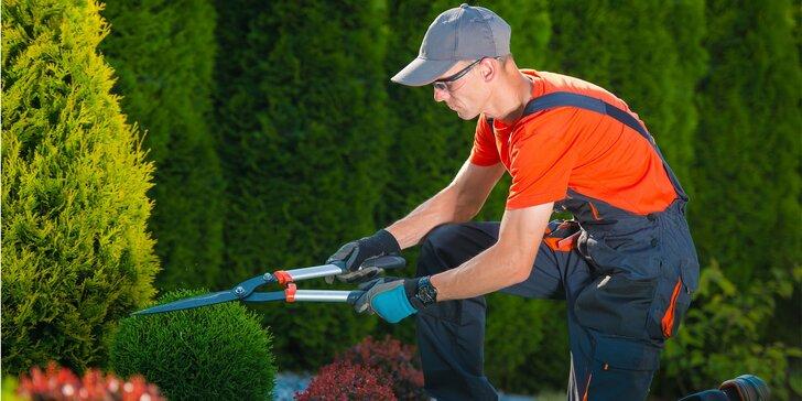Den zahradníkem: odpočiňte si od ruchu města prací na čerstvém vzduchu