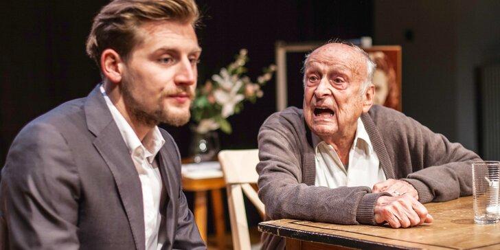 Vstupenky na představení Návštěvy u pana Greena v Divadle Rokoko