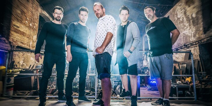 Rockový koncert: Cocotte Minute a Pio Squad