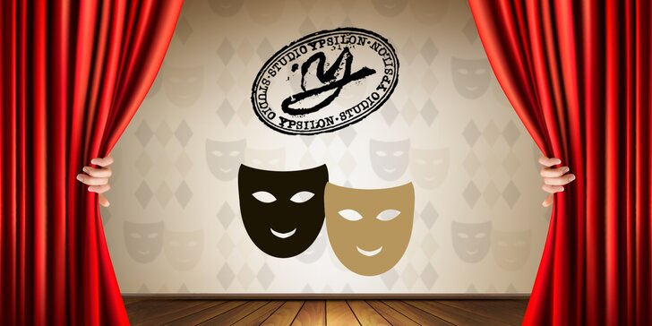 Za divadlem do Ypsilonky: 20% sleva na dvě vstupenky do Studia Ypsilon