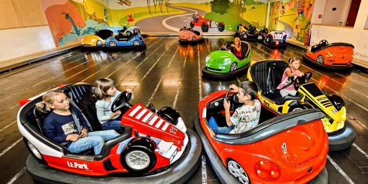 Celoroční super zábava v BRuNO family parku: vnitřní i venkovní atrakce