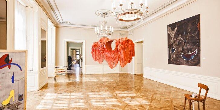 Vstupenky na ART PRAGUE 2018: přehlídka současného výtvarného umění