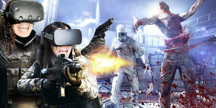 Virtuální realita Ostrava