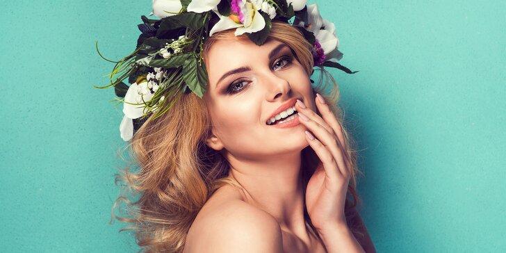 Luxusní omlazující ošetření s přírodní kosmetikou z Izraele