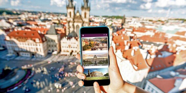 Zachraňte Prahu: poznejte pražská zákoutí během dobrodružné venkovní únikové hry