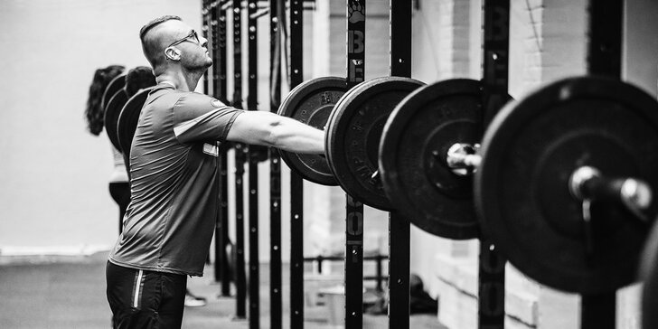 Začněte s CrossFitem v CrossFit Steel Wings: 1 nebo 6 hodinových lekcí