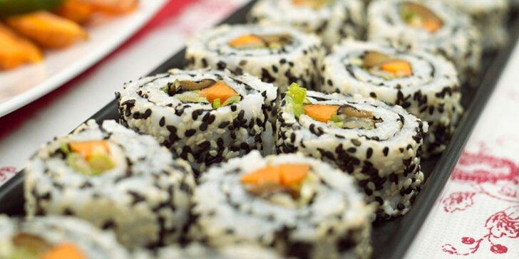 Naučte se sushi z pohodlí domova: 2,5 hodiny videolekcí v online kurzu