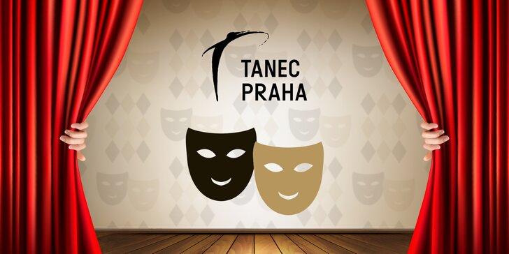 Den divadel: 22% sleva na vybraná představení v tanečním Divadle Ponec