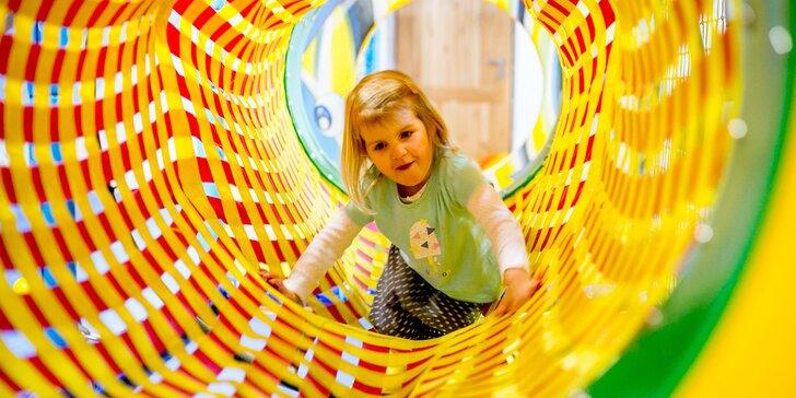 Volný den dle dětských představ: Pohádkové lázně pro 1 dítě a 2 dospělé