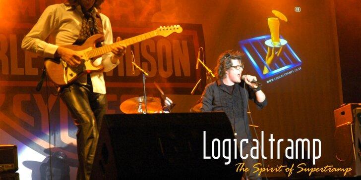 Supertramp Classics v podání skupiny Logicaltramp z Británie ve Zlíně