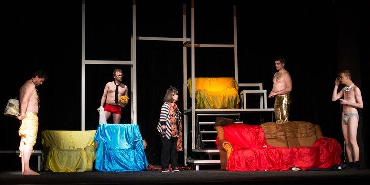 Divadelní představení Na správné adrese aneb Holky z inzerátu